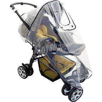 Capota de plástico válido para cualquier tipo de silla de paseo