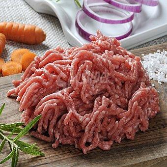 Carrefour Preparado de carne picada de cerdo Bandeja de 1 kg