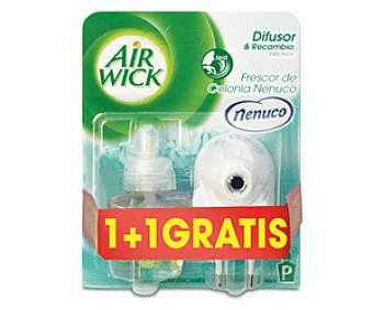 Air Wick El.comp.nenuco 1+1 (3
