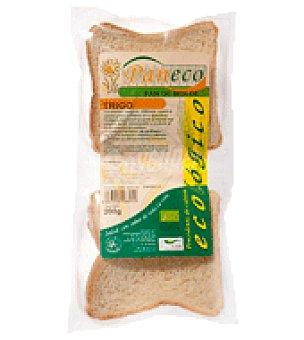 Paneco Pan de molde trigo ecológico 200 g