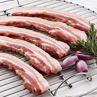 Panceta fresca de cerdo 100 gramos