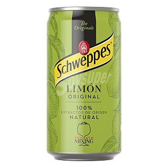 Schweppes Refresco de limón Lata 25 cl