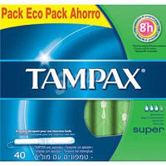 Tampax Tampón super Caja 40+3 unid