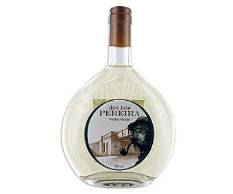 JOSÉ PEREIRA Vino verde de Portugal Botella de 75 Centilitros