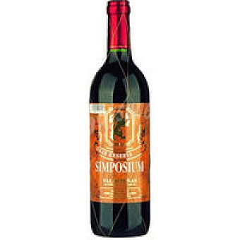 TInto Crianza Roble SIMPOSIUM Vino Botella 75 cl