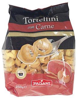 PAGANI Tortellini carne Paquete 250 g