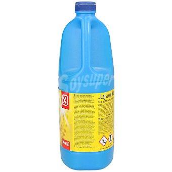 DIA Lejía con detergente Botella 2 lt