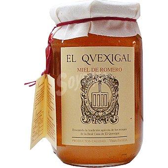 El quexigal Miel de romero Frasco 500 g