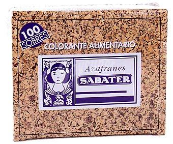 """Sabater Colorante alimentario """"blanca nieves"""" 40 gramos"""