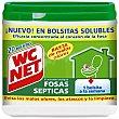 Limpia tuberías fosas sépticas 20 bolsitas 20 bolsitas (360 g) WC Net