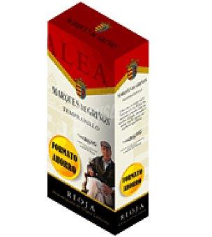 Marqués de Griñón Estuche de Vino Tinto D.O. Rioja Pack de 2x75 cl