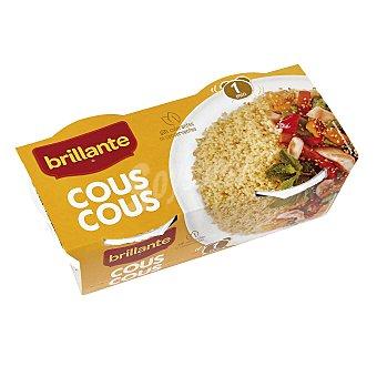 Brillante Cous cous Pack 2 x 125 g