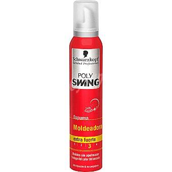 Polyswing Espuma fijación extra fuerte Spray 200 ml
