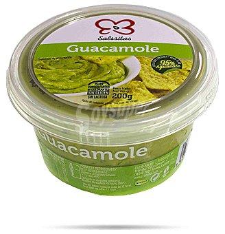 BABYFRESH Guacamole sin gluten y sin lactosa Tarrina 200 g