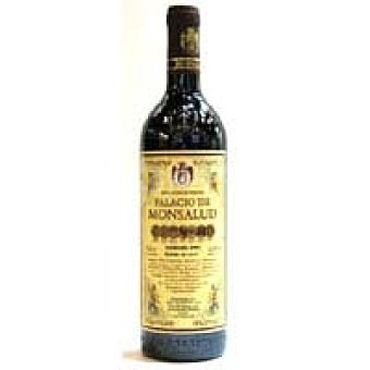 P. de Monsalud Vino Tinto Reserva Extremadura Botella 75 cl