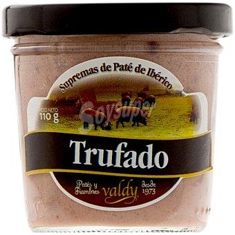 Valdy Paté trufado ibérico bellota Frasco 110 g