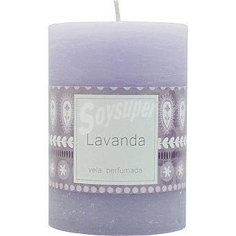 Unit Basic vela rustica en taco lavanda 68x100