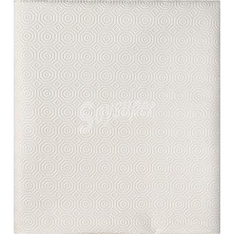 Unit Protector de mesa estampado con grabado geometrico 140 x 220 cm
