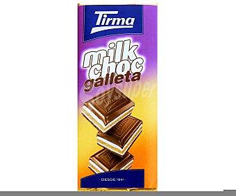 Milkchoc Chocolate Galleta 150g