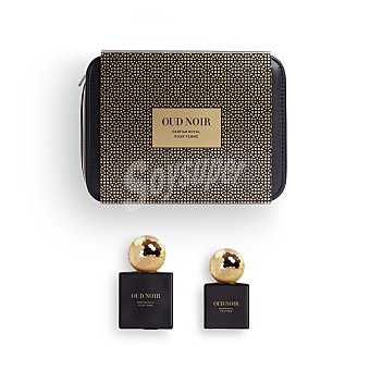 OUD Lote mujer eau parfum vaporizador 100 ml + eau parfum vaporizador mini 50 ml + neceser u