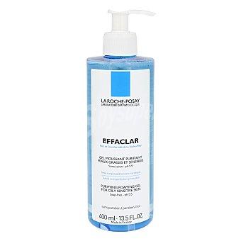 La Roche-Posay Gel limpiador Effaclar para pieles grasas y sensibles 400 ml