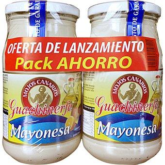 GUACHINERFE Mayonesa Pack 2 envase 450 ml
