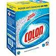 Detergente en polvo Maleta 50 dosis Colón