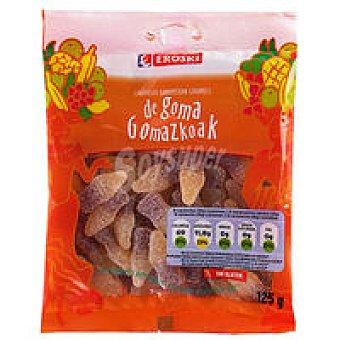 Eroski Caramelos de pica cola Bolsa 125 g