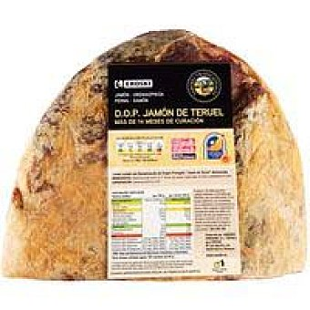 Eroski Jamón D.O. Teruel Sabores Tradicionales 0,2 kg