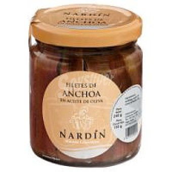 Nardin Filete de anchoa Frasco 180 g