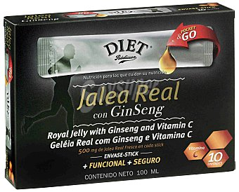 Diet Rádisson Jalea Real con Ginseng 100 Mililitros