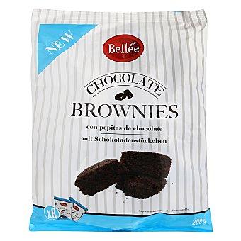 Brownies de chocolate Bellée 200 g