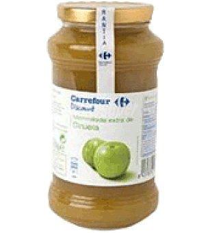 Carrefour Discount Mermelada extra de ciruela 650 g.