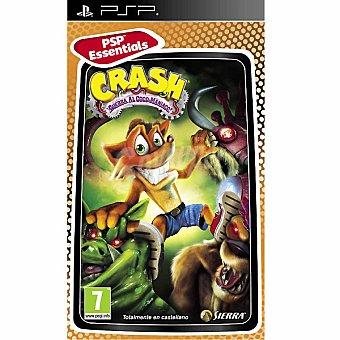 PSP Videojuego Crash Guerra al Coco Maniaco  1 unidad