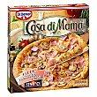 Pizza de jamón y champiñones 380 g Casa di Mama Dr. Oetker
