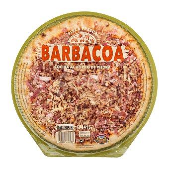 Hacendado Pizza fresca barbacoa con bacón 415 g