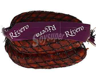 Rivero Malla de chorizo ahumado, estilo asturiano, sin gluten y sin lactosa 500 g
