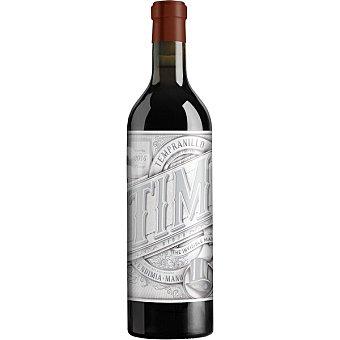 THE INVISIBLE MAN Vino tinto crianza tempranillo doca Rioja Botella 75 cl
