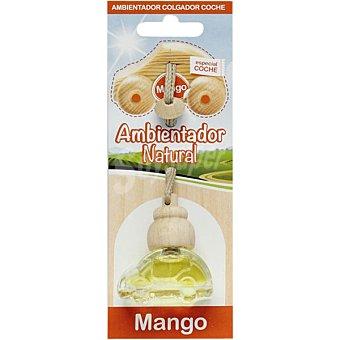 S&S Ambientador natural para pequeños espacios aroma mango envase 1 unidad Envase 1 unidad