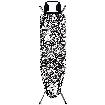 Casactual Mesa de planchar en color blanco y negro 1 unidad