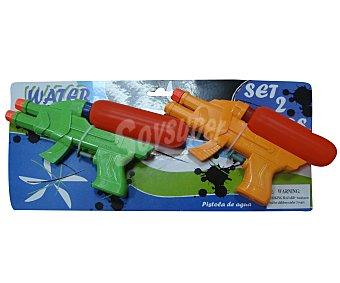 Euraspa Pack de 2 pistolas de agua 2 unidades