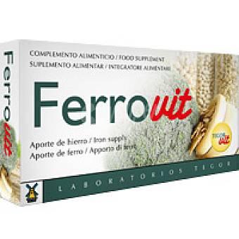 TEGOR Ferrovit Caja 30 unid