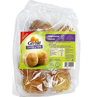 Magdalenas Gerble sin gluten 225 G