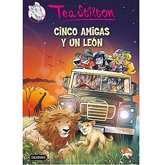 Destino Tea Stilton : Cinco amigas y un león 1 Unidad