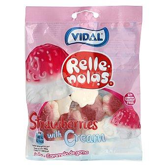 Vicente Vidal Fresas de goma sin gluten 100 g