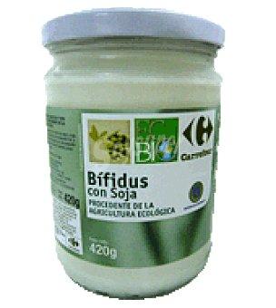 Carrefour Bio Yogur bifidus con soja 420 g