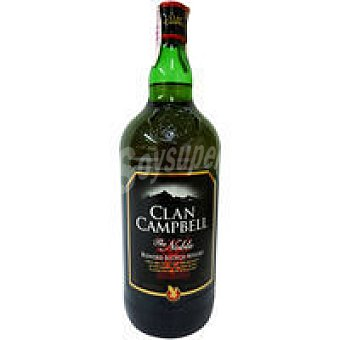 CLAN CAMPELL Whisky Botella 1,5 litros