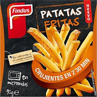 Findus Patatas fritas crujientes en 2 minutos y medio al microondas estuche 180 g Estuche 180 g