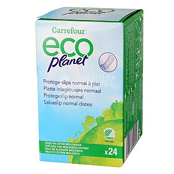 Carrefour Eco Planet Protege-slip normal 24 ud