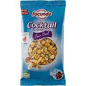 Facundo Cocktail sin sal añadida facundo, bolsa 150 G Bolsa 150 g
